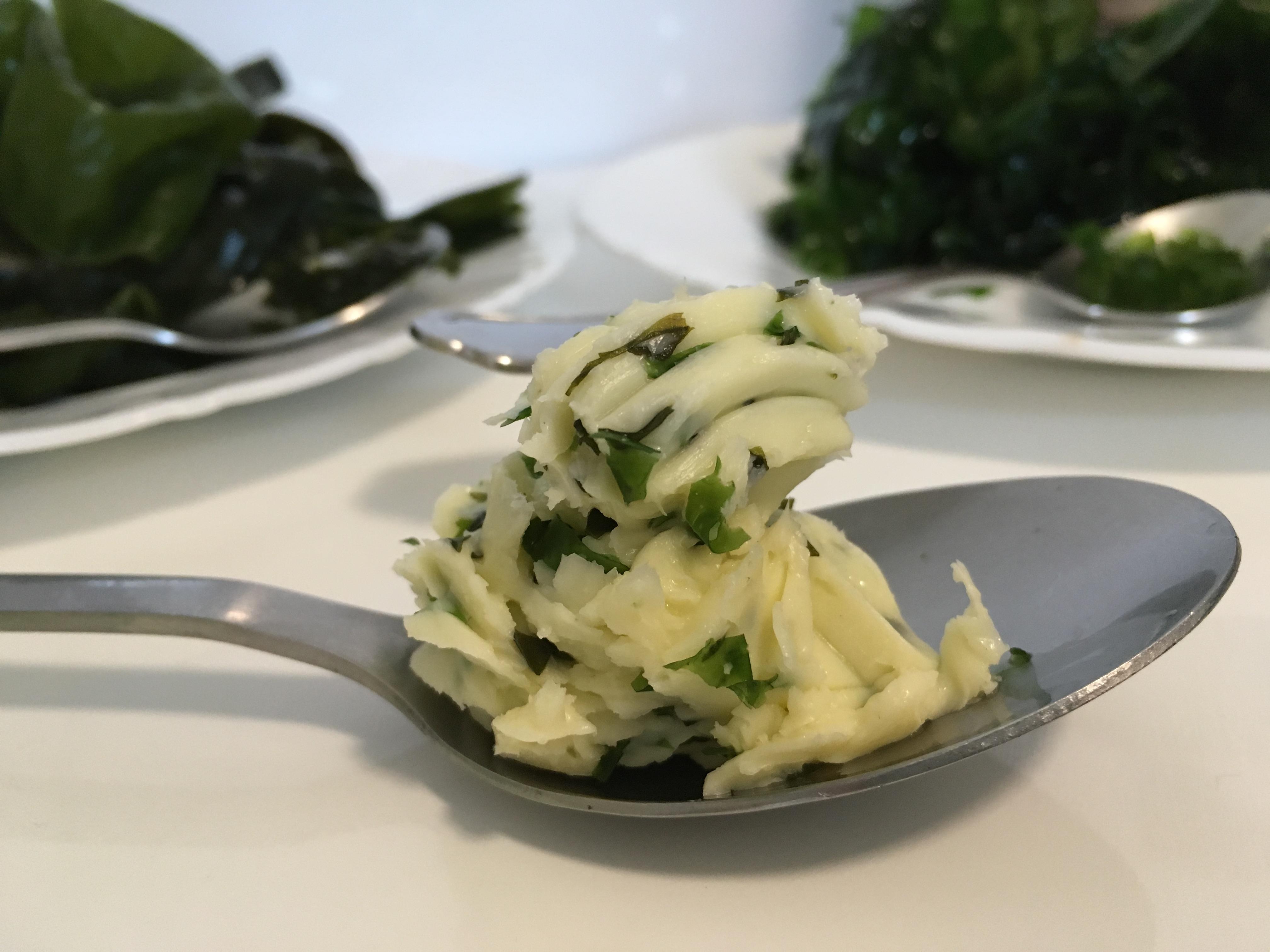 Beurre aux 2 algues, Sibylle Naud, Diététique des Sables, Les Sables d'Olonne