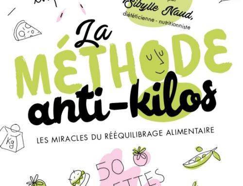 La méthode anti – kilos, aux éditions Hachette, Sibylle Naud
