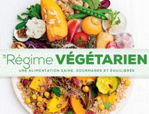"""""""Le régime végétarien"""" aux éditions Hachette, Sibylle Naud et Coralie Ferreira"""
