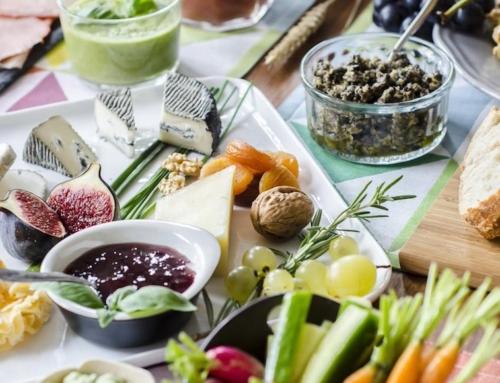 un apéro diététiquement réglo : idées et conseils
